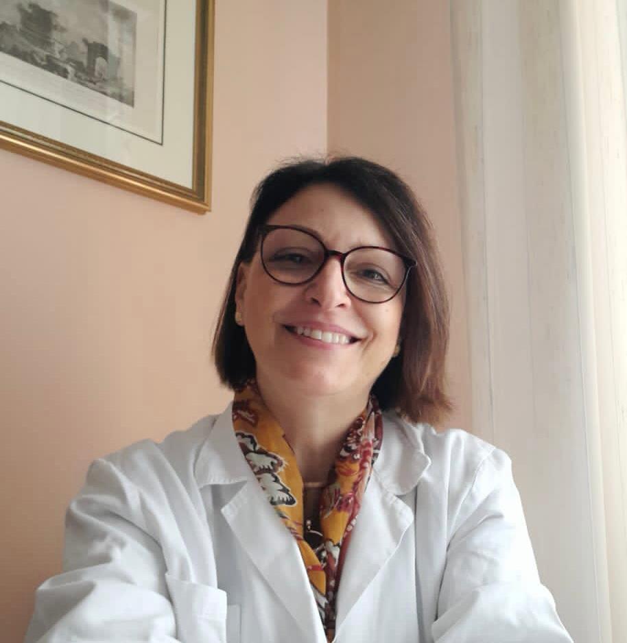 Dottoressa Anna Maria Cioce